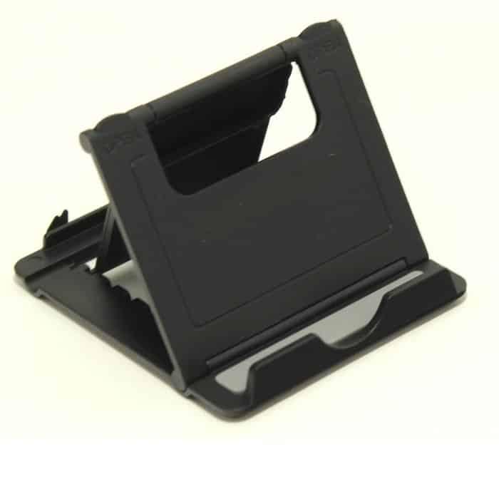 Cette photo représente le produit : Tablette porte smartphone