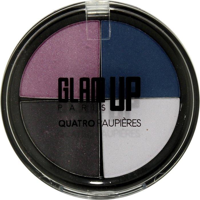 """Cette photo représente le produit : Palette ombre à paupières """"Quatro"""" n° 2"""